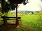 Naturbestattung Montes Mariani - Umgebung Beisetzungswiesen