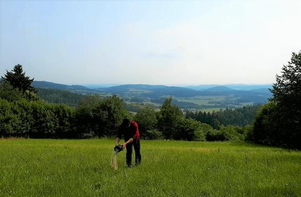 Naturbestattung Montes Mariani - Wiesenbestattung